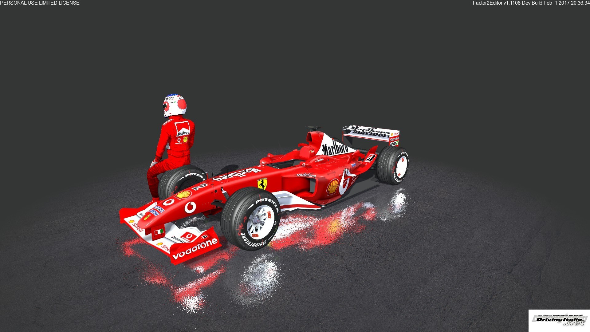 F1 2001 Rfactor Demo Download - pastuk
