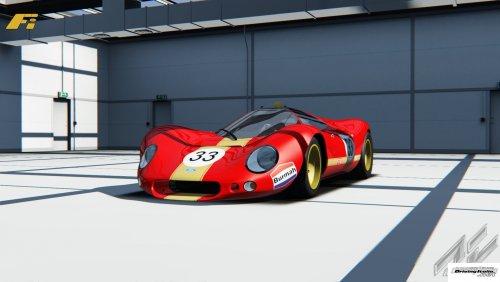 Screenshot for GTP-13 -Grad Turismo Prototype 2013