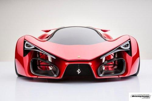 Screenshot for Ferrari inspired f80 hyper-car for assetto corsa