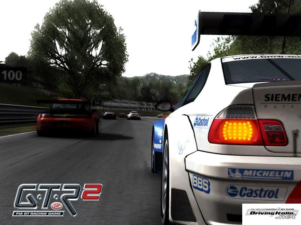 GTR2 European v1.1 Patch