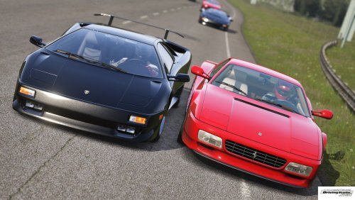 Screenshot for AC Need for Speed Tournament Class A Mod