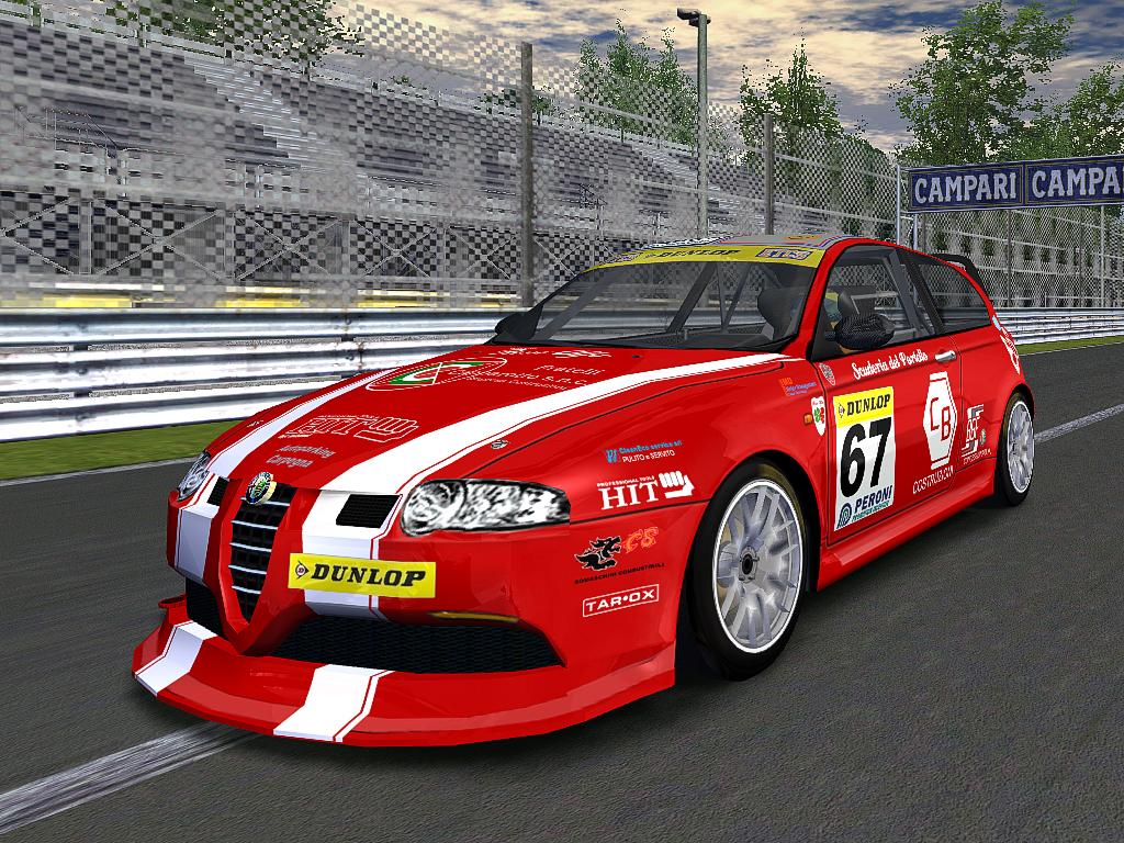 Alfa 147GTA ETCS Mod