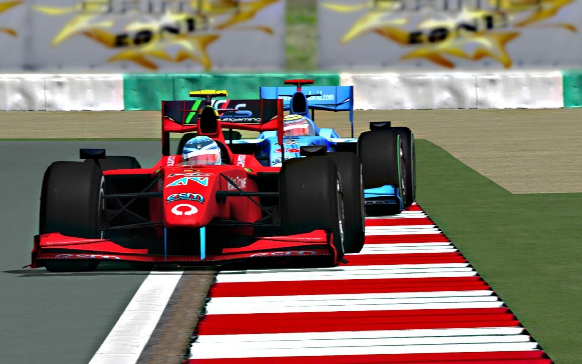 rF1: Malaysian Grand Prix
