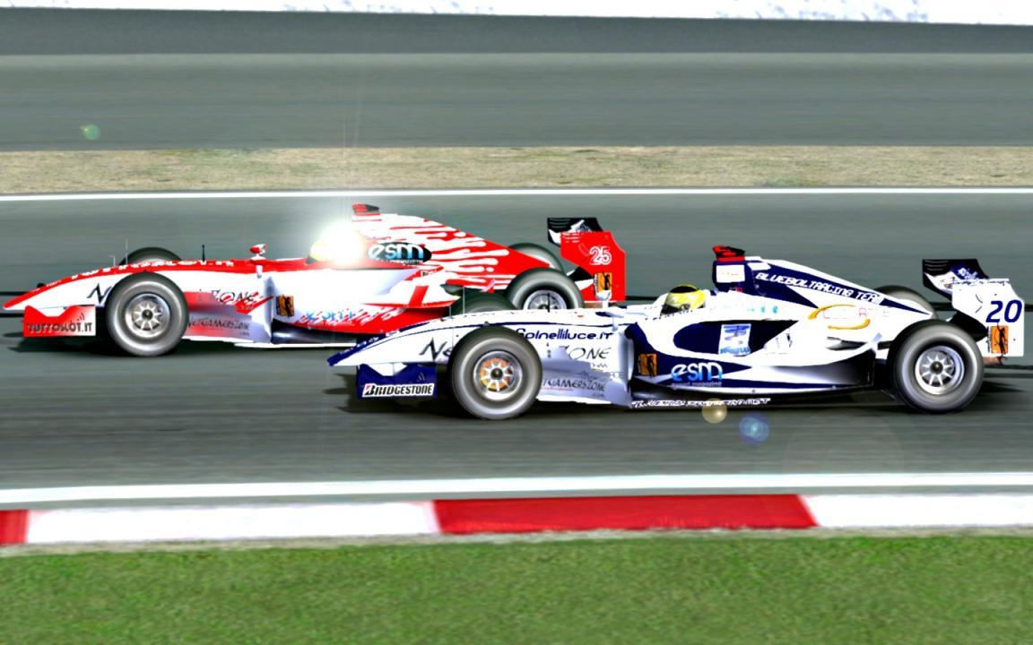 rF2: Nurburgring GP