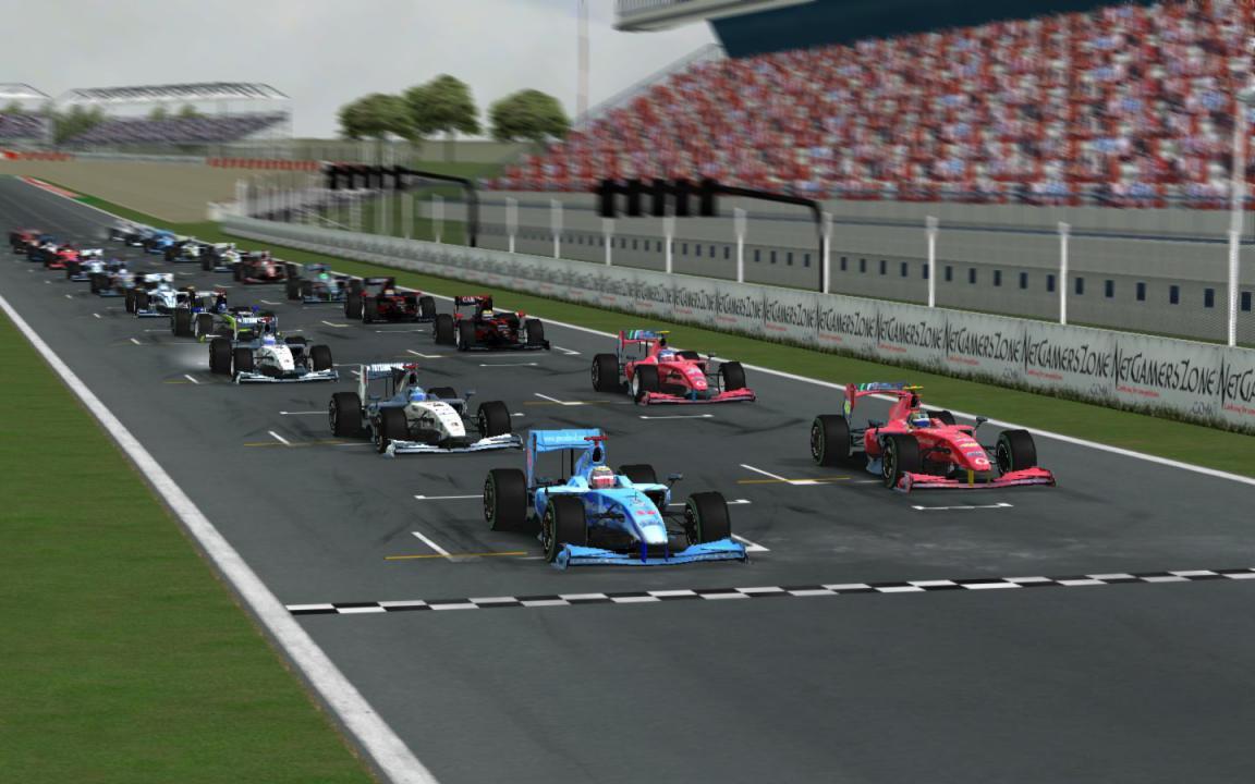 GP Barcellona rF1 2009 Start.JPG