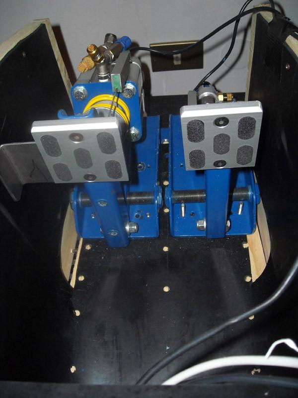 la nuova ARC_Pedals prototipo