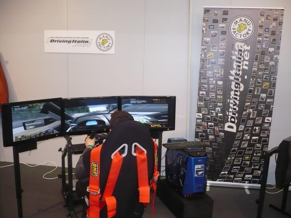 Motorsport Expotech 2012