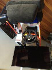 Simulatore autocostruito