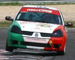 Clio Cup Magione 2008