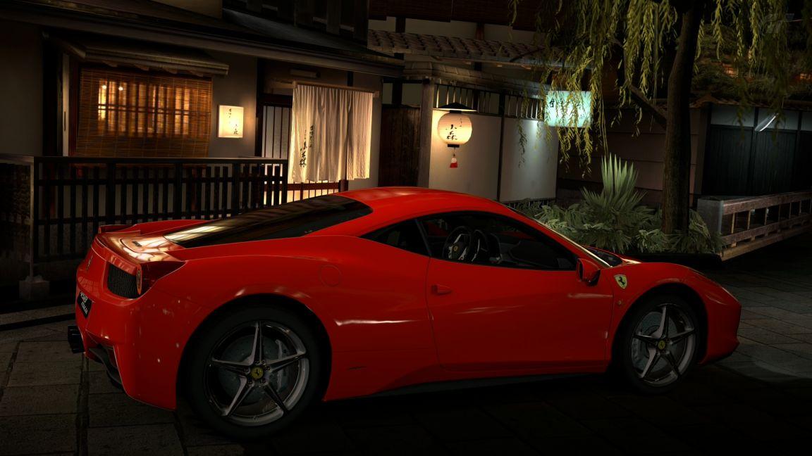 Ferrari 458 Italia, 2011 07 22