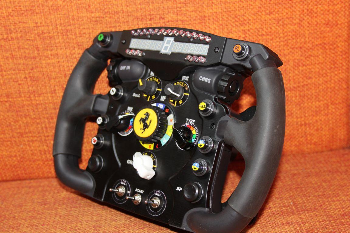 Thrustamaster F1 wheel MOD. by DEM R.S.