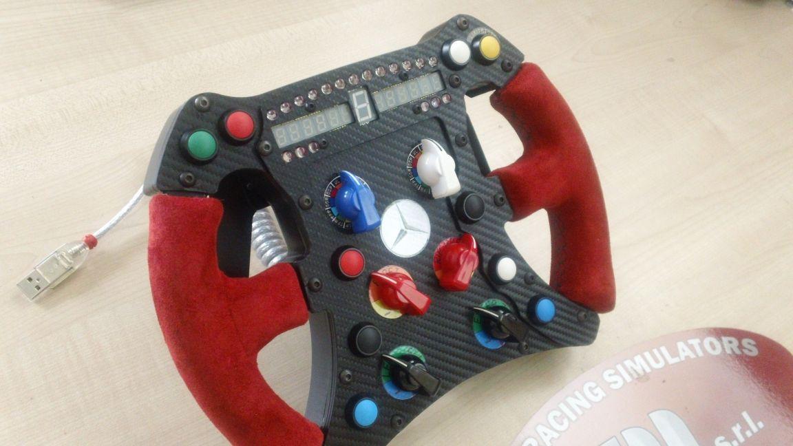 F1 Wheel Mercedes