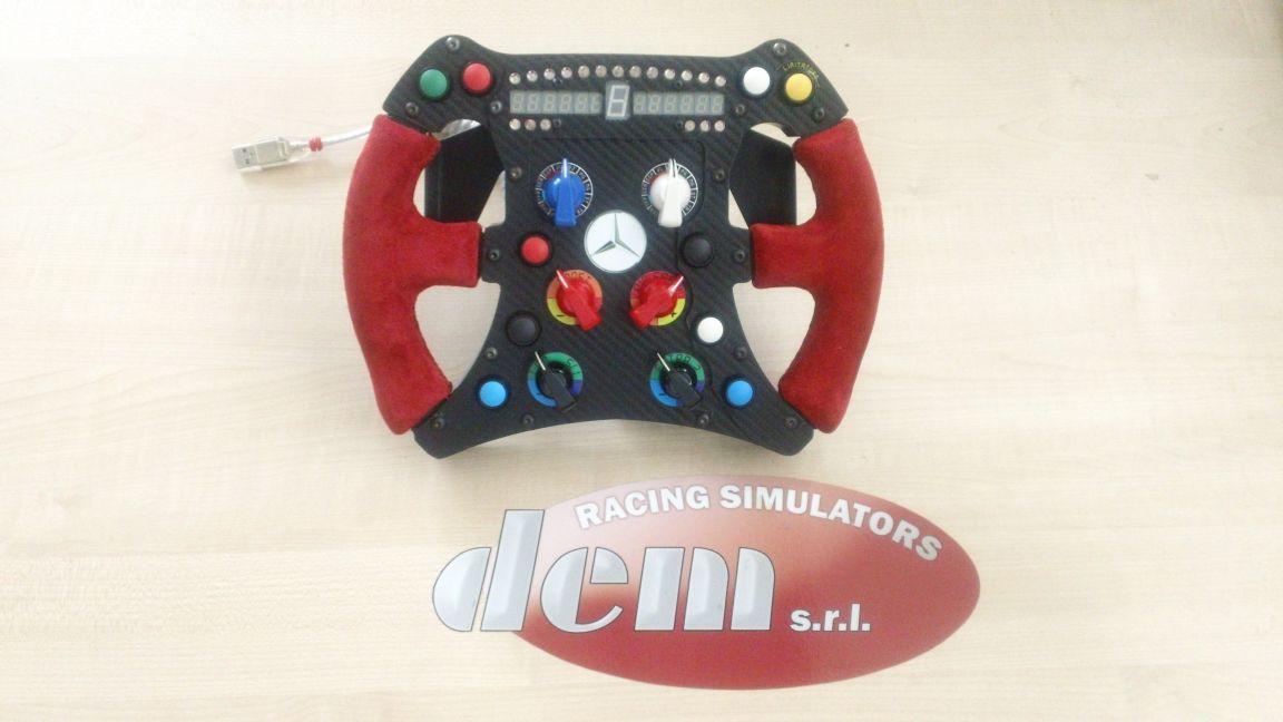 F1 Wheel DRS-Mercedes