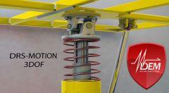 DRS-Motion 3DOF