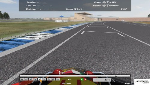 Circuito Ortona : Drivingitalia simulatori di guida