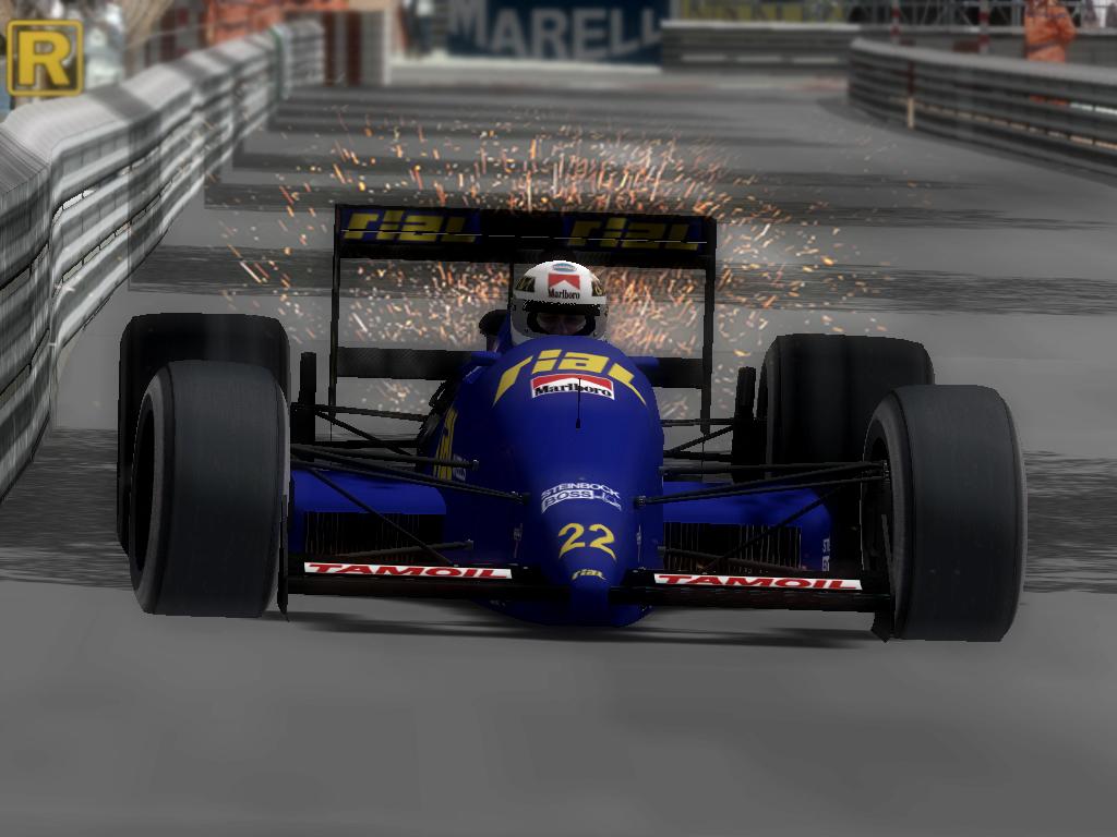 Rial at Monaco