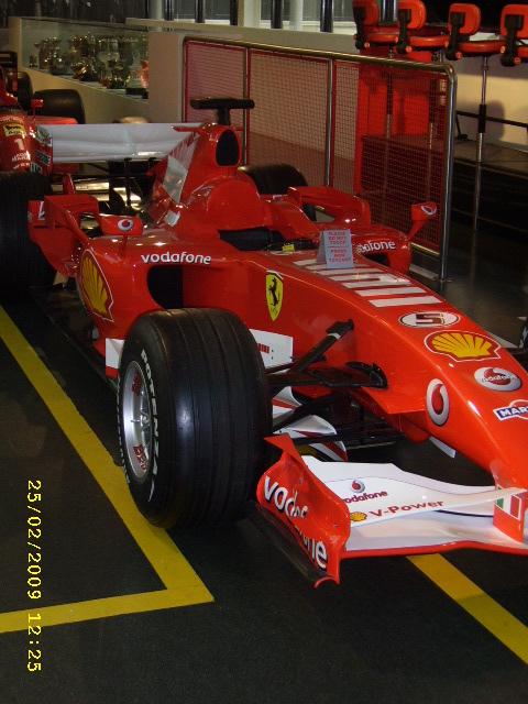Ferrari 248F1 Micheal Schumacher