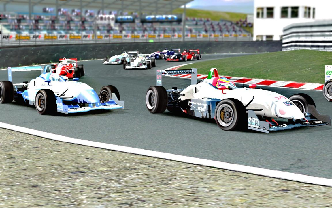 rF3: Zandvoort Grand Prix