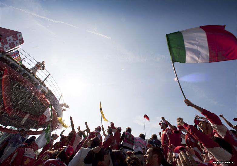 F1 2010: GP Monza