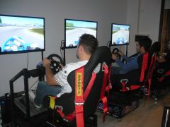 Driving Simulation Center