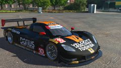 Corvette Dp WTR Version By DanHerz