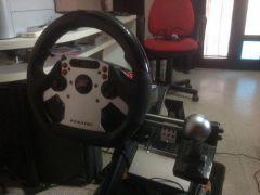 Volante CSR + CSR Shifter