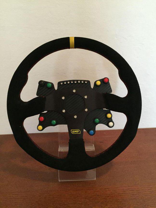 MotionSys GT Racing Wheel