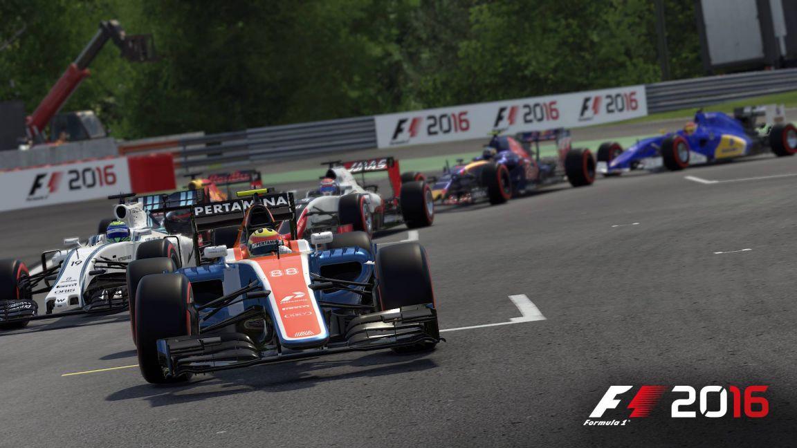 F1 2016 Codemasters