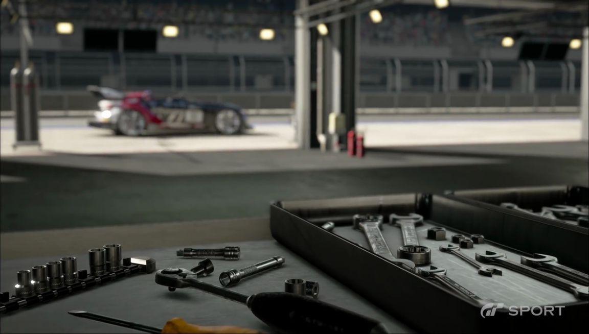 Gran Turismo Sport Scapes 01