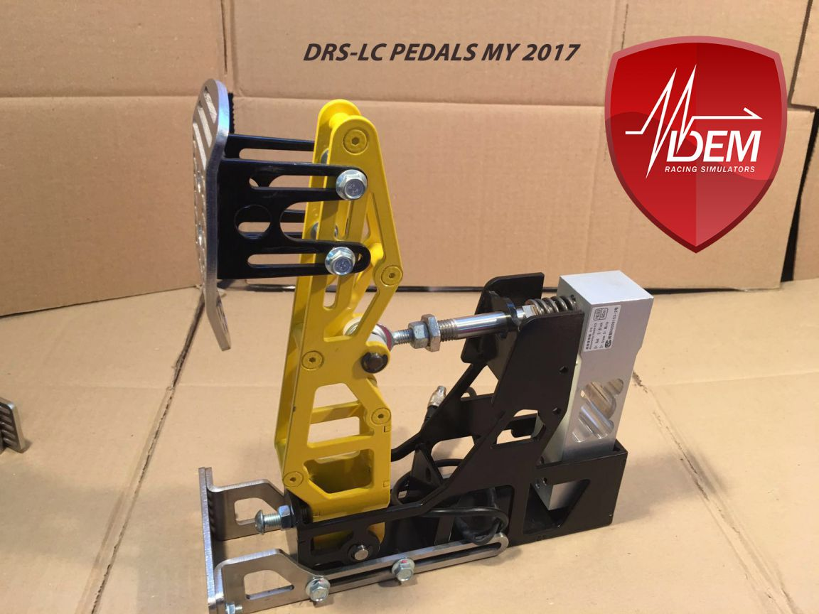 DSR-LC Pedals my 2017