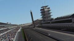 rfactor2 indy oval nocars10
