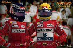 Senna e Prost...