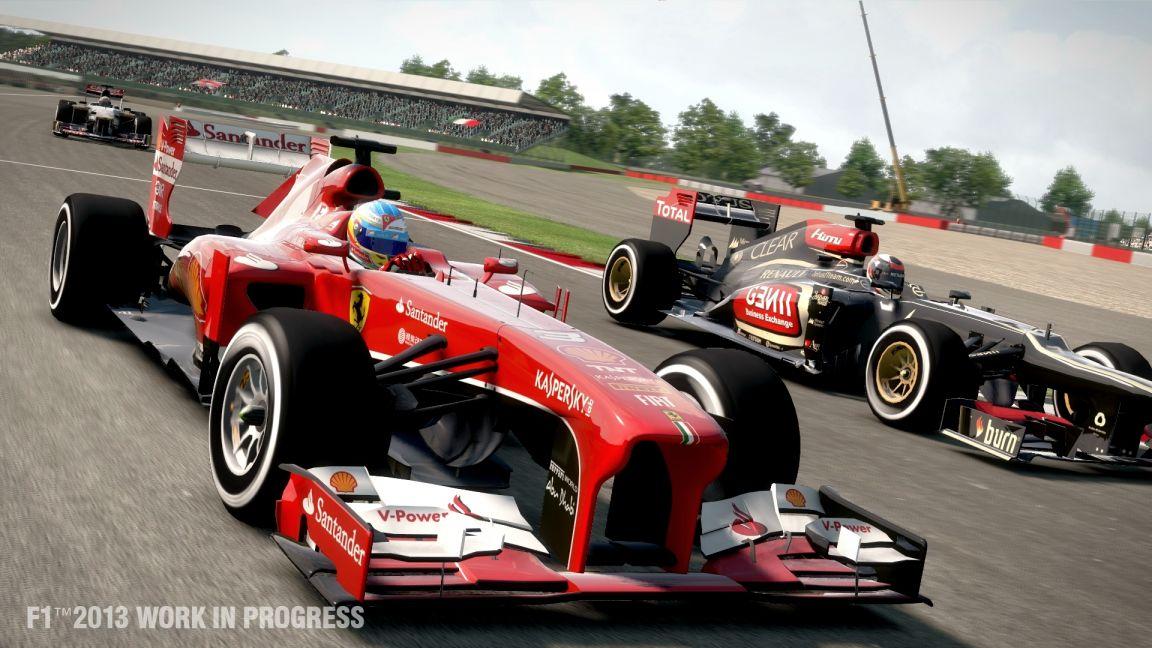 "F1 2013 Codemasters ""moderno"""