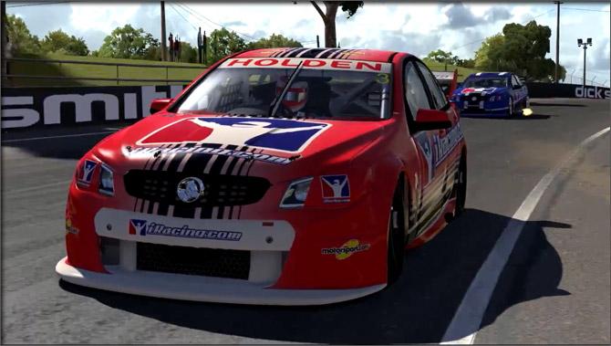 Holden V8