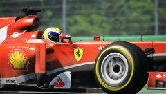 5º turno: Ferrari F138 a Monza