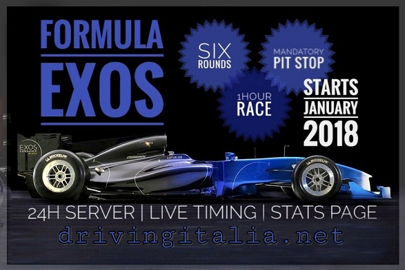 [Formula EXOS] ROUND 2 @ SPA - 13.02.2018