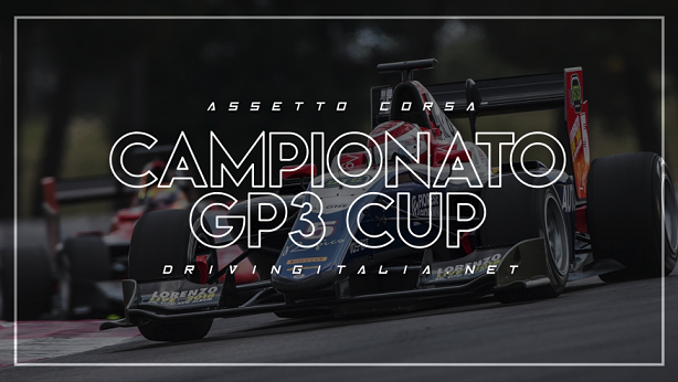 GP3 Cup Assetto Corsa