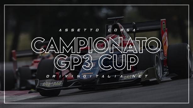 GP3 Cup Assetto Corsa