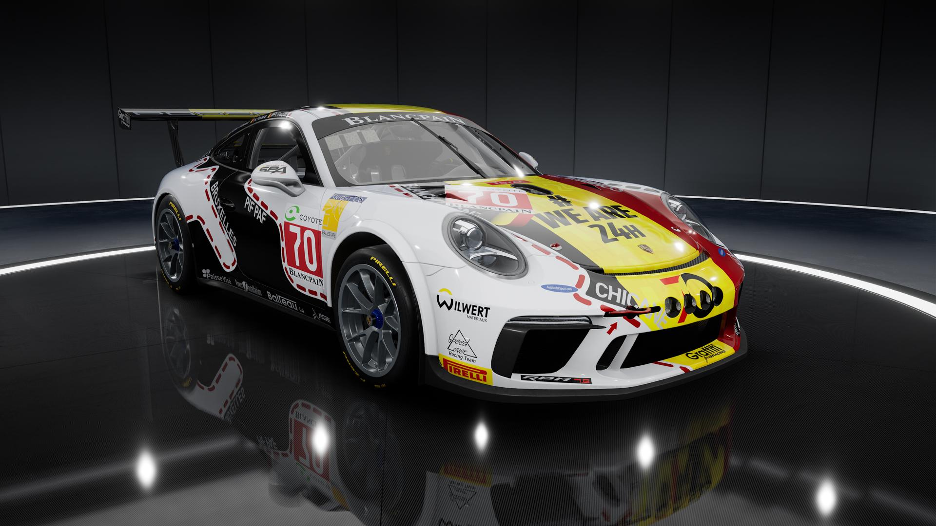 Simracing.GP DrivingItalia Porsche Fun Cup