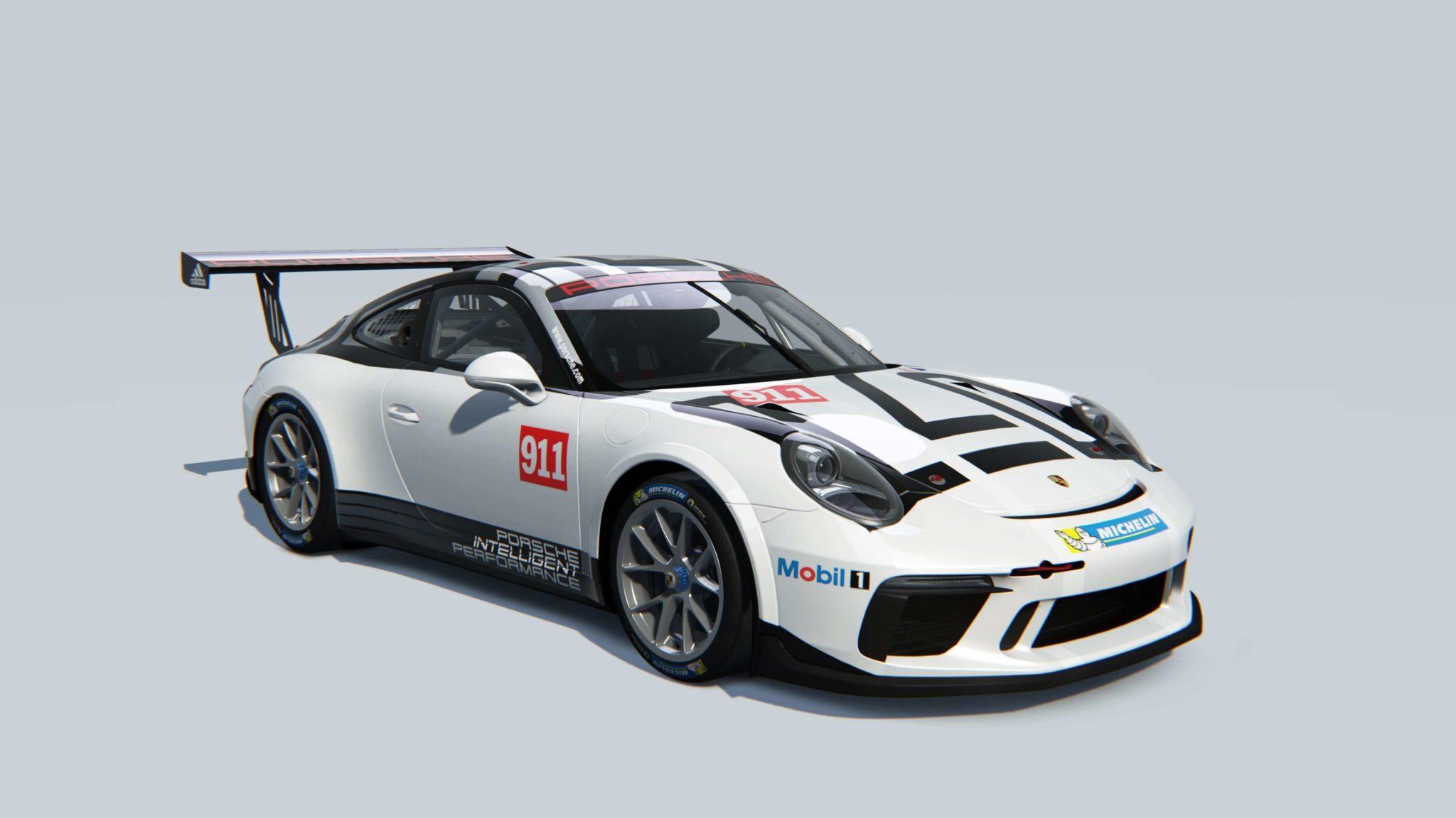 Simracing.GP DrivingItalia Porsche Cup