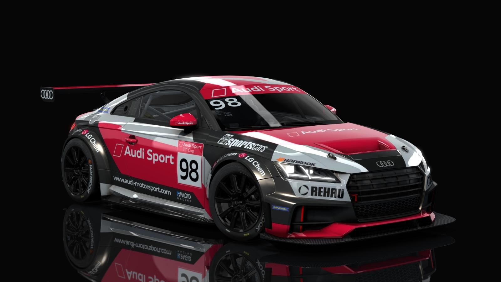 Audi TT Cup Assetto Corsa