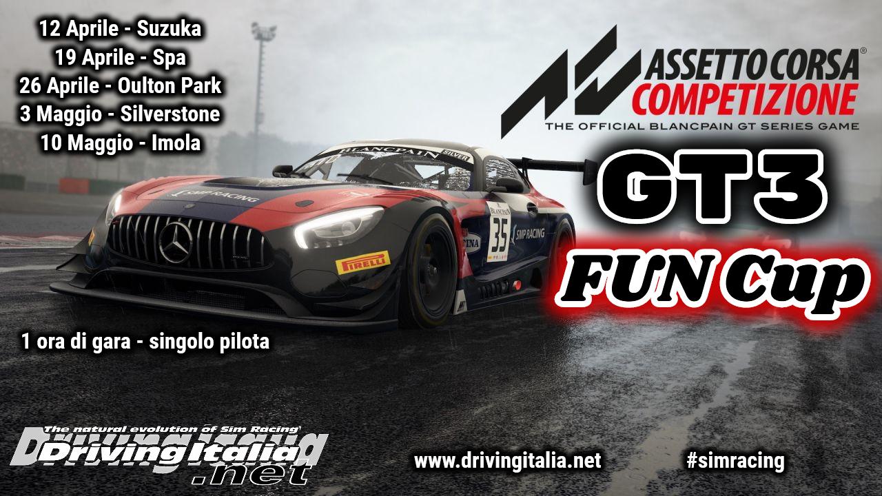 AC Competizione GT3 Cup